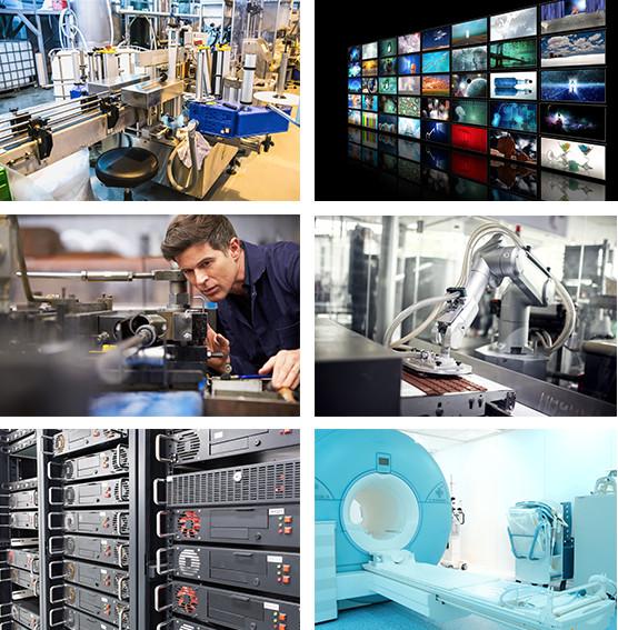 AEL Types of Equipment
